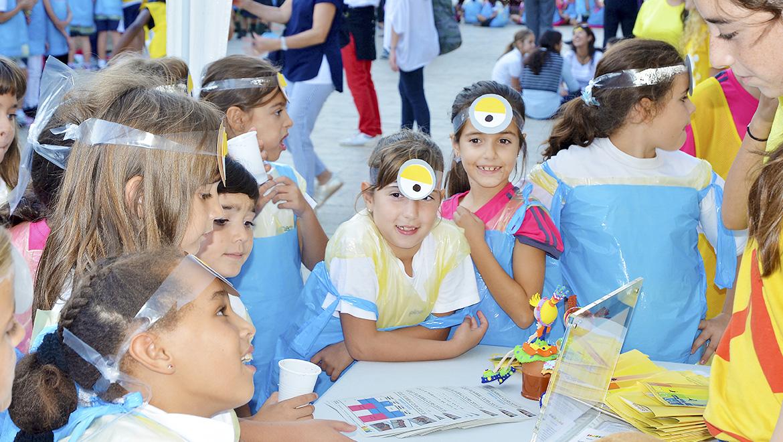 Festa d'inauguració Curs 2015-2016