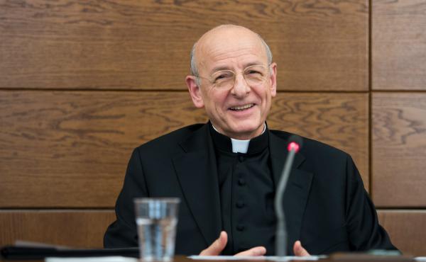 El Papa Francesc nomena prelat de l'Opus Dei a Mons. Fernando Ocáriz