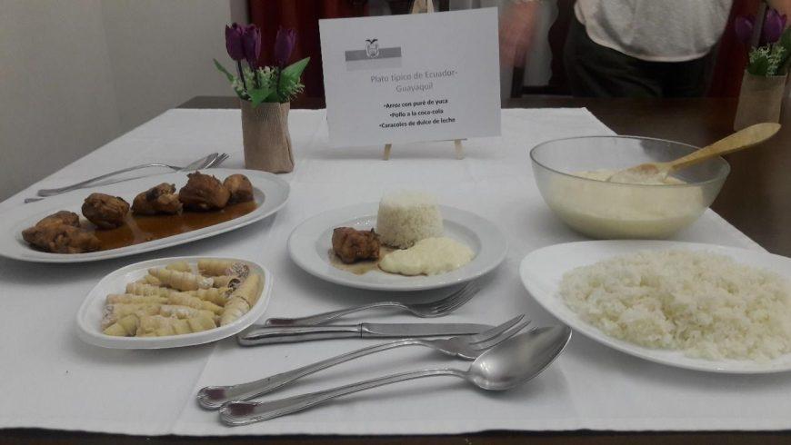 Taller de cuina equatoriana