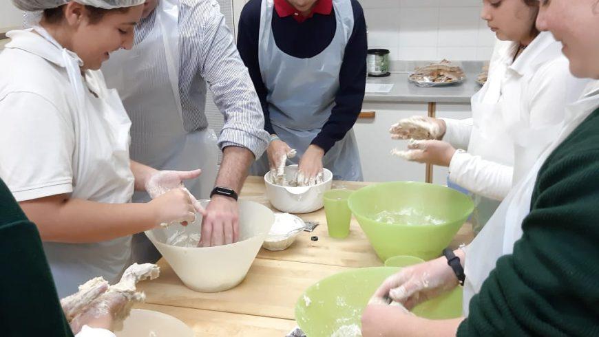 Taller de cuina: Focaccia