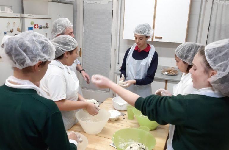 """El chef y padre Rumbau, Miguel Godoy: """"deberíamos alimentar mejor a nuestros hijos"""""""