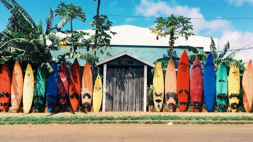 Convivència de Surf