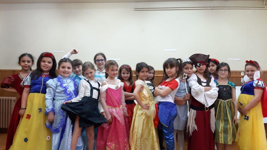 Festa de princesses