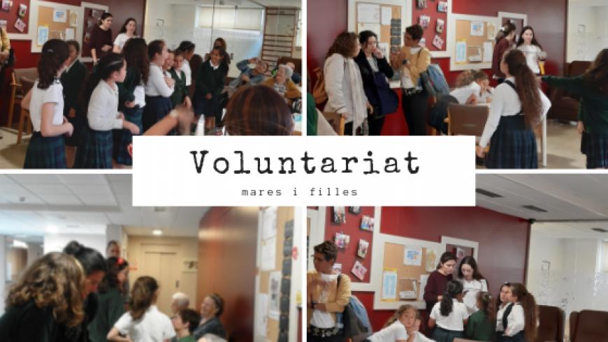 Tardes de Voluntariat