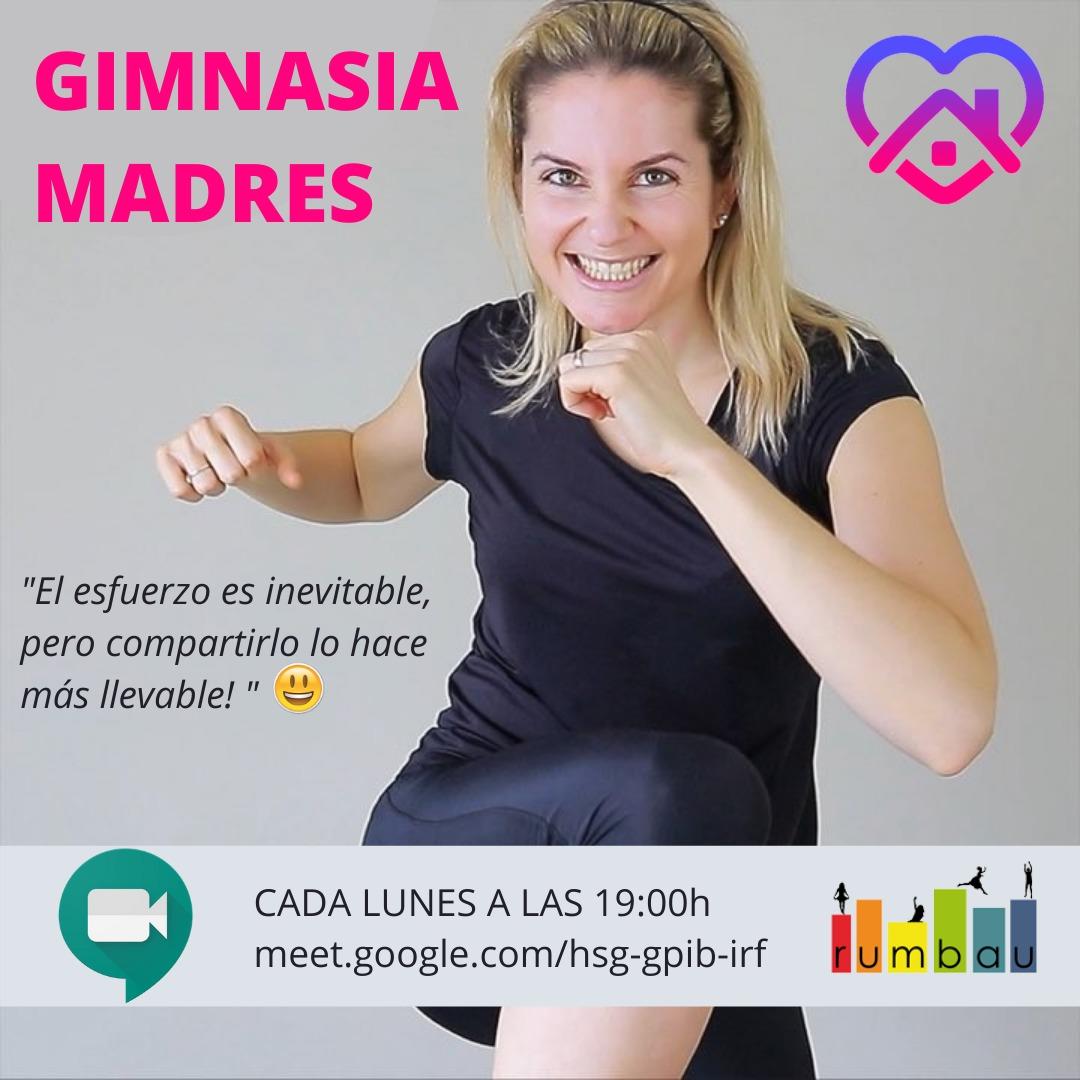 Gimnásia para Madres