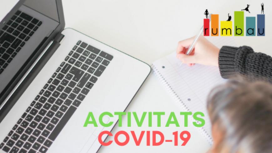 ACTIVITATS QUARANTENA COVID-19