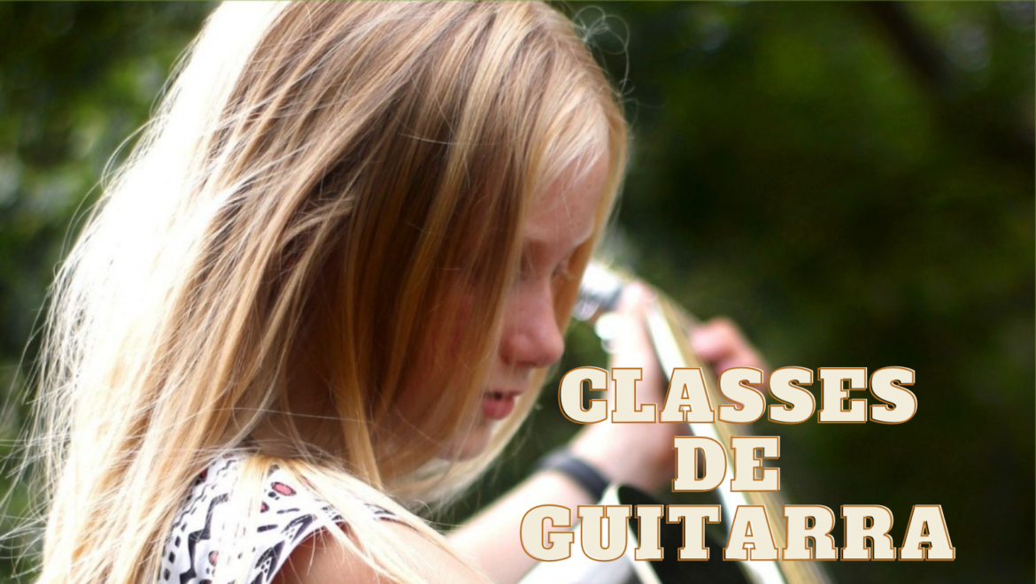 Classes de Guitarra
