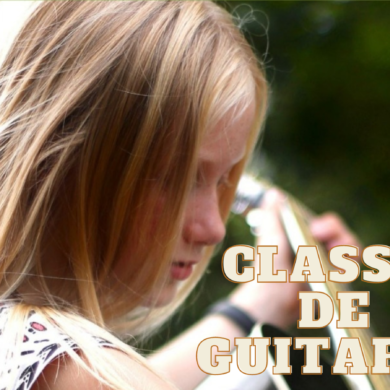 Classes de Guitarra