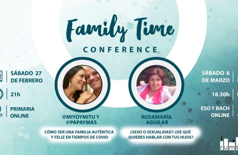 Conferències per a famílies